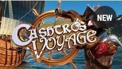 Cashtro's Voyage Slot Machine