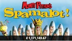 Monty Python's Spamalot! Slot Machine