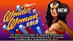 Wonder Woman Gold Slot Machine