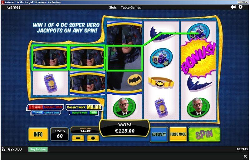 Ladbrokes Casino Game