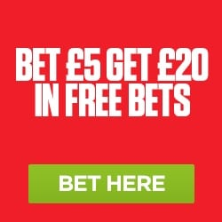 Ladbrokes Sports Promo Code Four £5 Free Bets